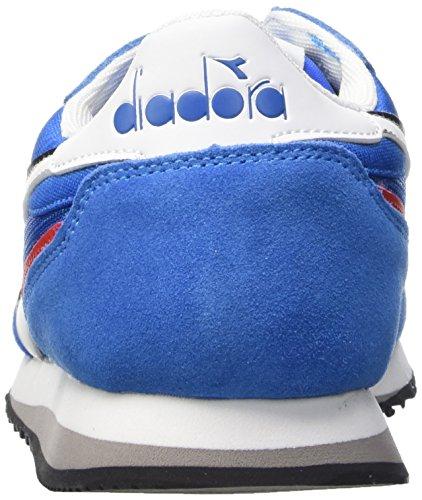 Diadora Unisex-Erwachsene Malone Trainingsschuhe Blu (60084 Blu Micro)