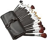 Xaestival Professional 34 Piece Make up Brush Set With Black Bag