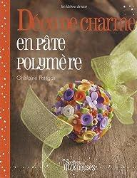 Déco de charme en pâte polymère