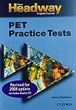 New Headway English Course PET Practice Tests: New headway PET practice tests. Student's book. Con CD Audio. Per le Scuole superiori