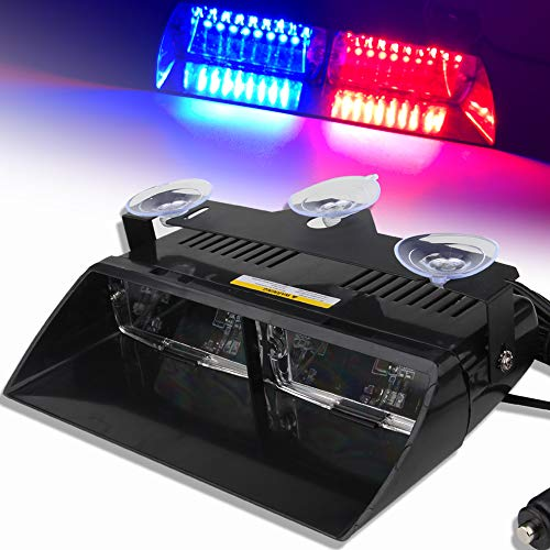12V Rouge&Bleu 16 LED Applicatio...