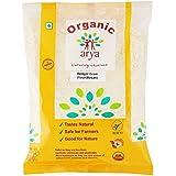 Arya Farm Organic Bengal Gram Flour, 500g