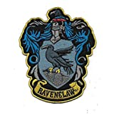 PSL Embroidered Crest Ravenclaw Heat Seal Crest With HP Hogwarts