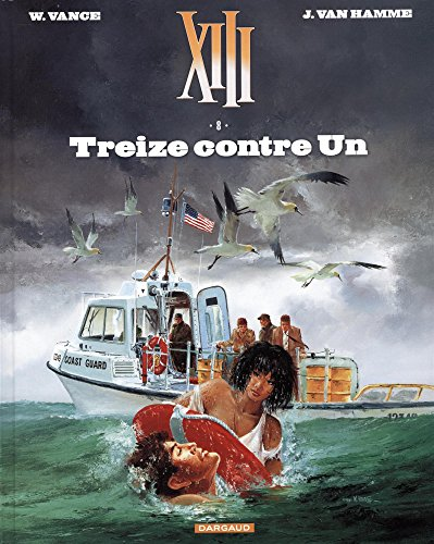 XIII - Nouvelle collection - tome 8 - Treize contre un