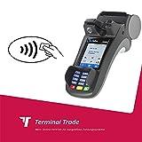 EC Kartengerät Verifone H 5000 Hybrid mit Touchscreen und Farbdisplay zur Kartenzahlung