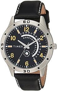 Timex Analog Black Dial Men's Watch - TW000
