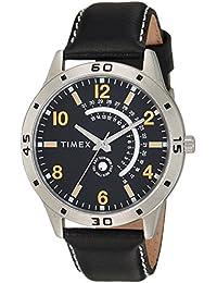 Timex Analog Black Dial Men's Watch - TW000U926