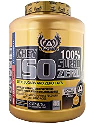 PROTEINA WHEY ISO | ARES - 2,3 kg - ZERO CARBS AND ZERO FATS