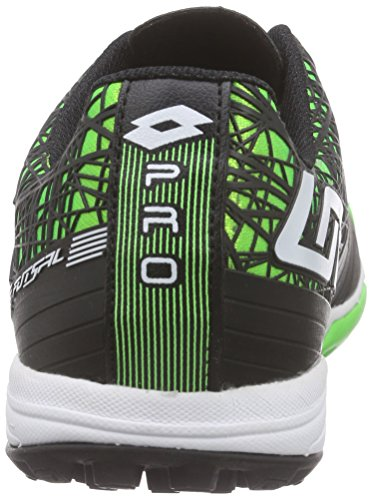 Lotto - Tacto 300 Tf, Scarpe da calcetto Uomo Verde (Grün (MINT FL/WHT))