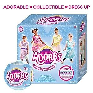 TOMY L85018 - Disfraz de Princesa para niñas, 4 Unidades