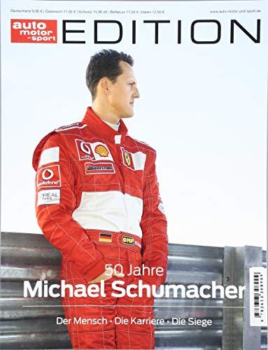 auto motor und sport Edition - 50 Jahre Michael Schumacher (Auto-motoren)