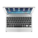 Brydge 10.5 Bluetooth AZERTY Keyboard for NEW Apple iPad Pro 10.5-inch (Silver)