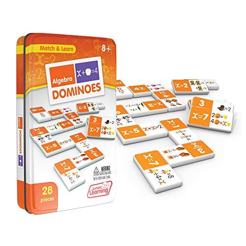 Junior JL497 Educational Dominoes