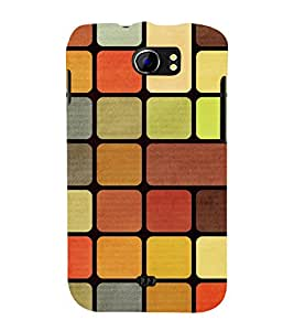 Fiobs Designer Phone Back Case Cover Micromax Canvas 2 A110Q :: Micromax A110Q Canvas 2 Plus :: Micromax Canvas 2 A110 ( Makeup Set Colorful Image )