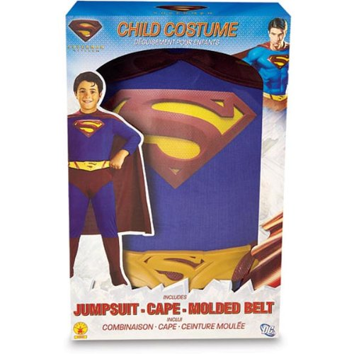 che Brust Kostüm 5 - 7 Jahre (Superman Returns Kind Kostüme)