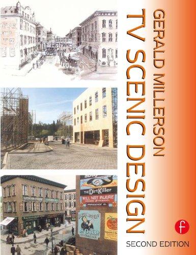 TV Scenic Design (English Edition) Chroma-studio