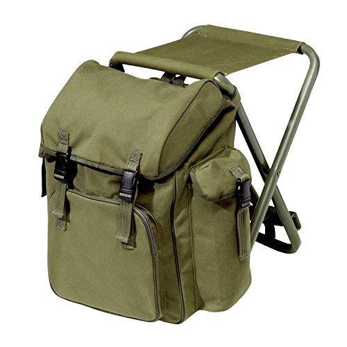 Preisvergleich Produktbild Fritzmann Ansitzrucksack mit Hocker Jagdrucksack Trekking Sitzrucksack Rucksack Backpack