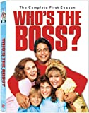 Who's the Boss? - The Complete First Season [DVD] (2004) Tony Danza; Nancy Lane (japan import)