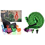 Best Hose 100 Feet Extra Durables - WuXi Chuannan Expandable Hose Pipe Extra Strong Garden Review