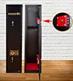 Ultimate Safe® 4 Gun Cabinet for Shotguns and Rifles With Unique Triple Blade