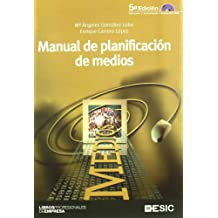 Manual de planificación de medios (Libros profesionales)