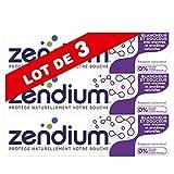 Zendium Zahnpasta Sanftes Weiss, 3er Pack (3 x 75...