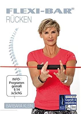 FLEXI-BAR® DVD Rücken von FLEXI-SPORTS®