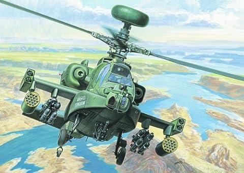 Italeri 0080S AH-64D Longbow Apache Model