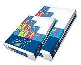 Color Copy Farbkopierpapier, Premium, rissfest verpackt, sehr glatt, A4, 100 g/m ², Weiß, 500 Blatt CCW0324