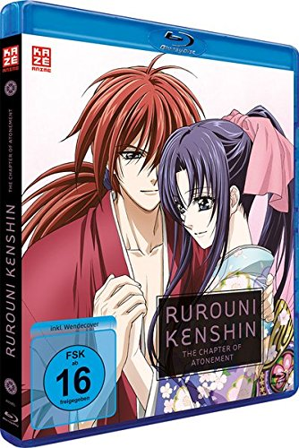 Bild von Rurouni Kenshin - The Chapter of Atonement (OVA) [Blu-ray]