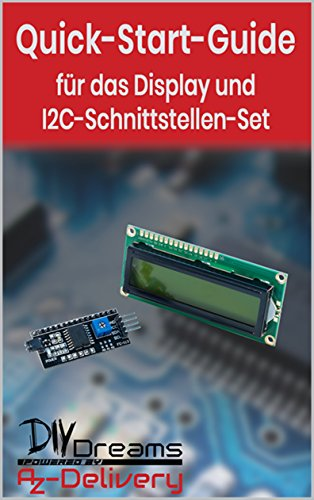 LCD Display mit I2C Adapter - Der offizielle Quick-Start-Guide von ...