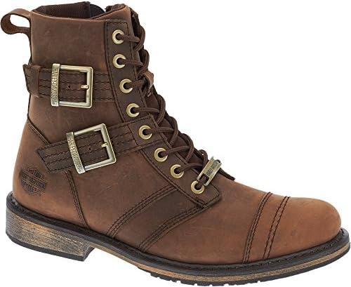 Harley Davidson Mens Drexel Leather Boots