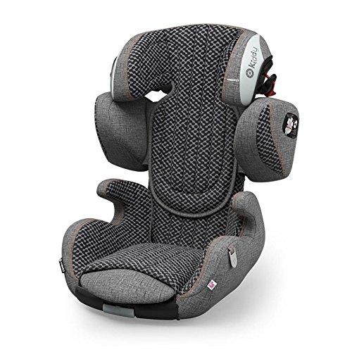 Preisvergleich Produktbild Kiddy Kindersitz Cruiserfix 3, Kollektion 2018, Farbe:Retro Charcoal