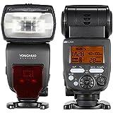 Yongnuo yn660gn66de transmission sans fil 2.4G Transmetteur Master esclave Speedlite Flash pour appareil photo Nikon Canon Pentax DSLR Compatible avec yn560-tx/déclencheur RF-603/RF-602/RF 603ii/YN560IV/YN560III/rf605