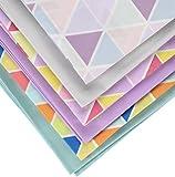 Stoff Freiheit geometrisches Fat Quarter Bundle, mehrfarbig