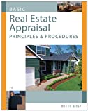 Basic Real Estate Appraisal: Principles and Procedures (with CD-ROM) by Richard M. Betts (2007-09-04)