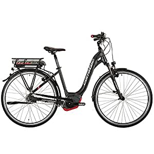damen city e bike 28 corratec e power bosch active coaster 36v mittelmotor r cktrittbremse. Black Bedroom Furniture Sets. Home Design Ideas
