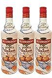 Rushkinoff Vodka & Caramelo Antonio Nadal