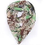 Niche Mint Forest Georgette Multi/Green ...