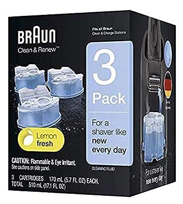 Braun Clean&Renew Reinigungskartusche CCR3