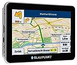 Blaupunkt TravelPilot 53 EU LMU - Navigationssystem mit 12,7 cm (5 Zoll) Touchscreen-Farbdisplay, Kartenmaterial Europa, lebenslange Karten-Updates*, TMC Stauumfahrung