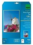 SIGEL IP663 Papier photo jet d'encre, ultra brillant, A4 (21 x 29,7 cm), 125g/m², 25 feuilles...