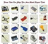 Armbanduhr SILVERL 10521865 4 Selbstklebende Schwingspulenspaltes maschinen zum Basteln Mini Drechselfutter 65 mm - 6