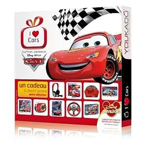 Coffret cadeau Cars - Coffret YOUKADO - I Love Cars One