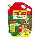 WOLF LL 250 R Flüssig-Rasendünger - Langzeit -  2,5 Liter für Rasen