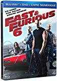 Fast & Furious 6 [Combo Blu-ray + DVD + Copie digitale - Édition...