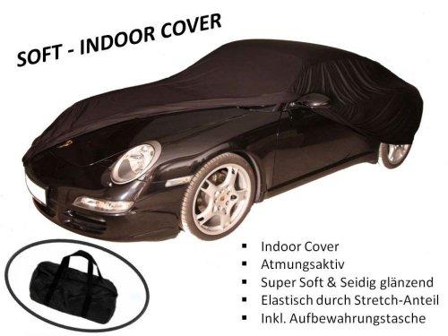 Preisvergleich Produktbild Soft Indoor Car Cover Autoabdeckung für Porsche neuer Boxster Typ 981