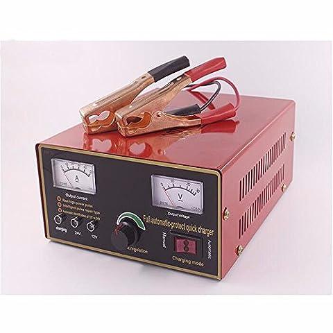Batterie, chargeur de batterie au plomb-acide pour automobiles et de motos 12v 24v chargeur de batterie,xw30