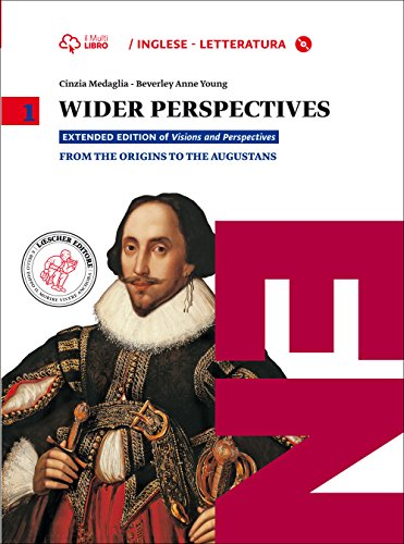 Wider perspectives. Per le Scuole superiori. Con CD-ROM. Con e-book. Con espansione online: 1