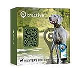 Tractive Hunters Edition - Rastreador GPS de mascotas con diseño de camuflaje